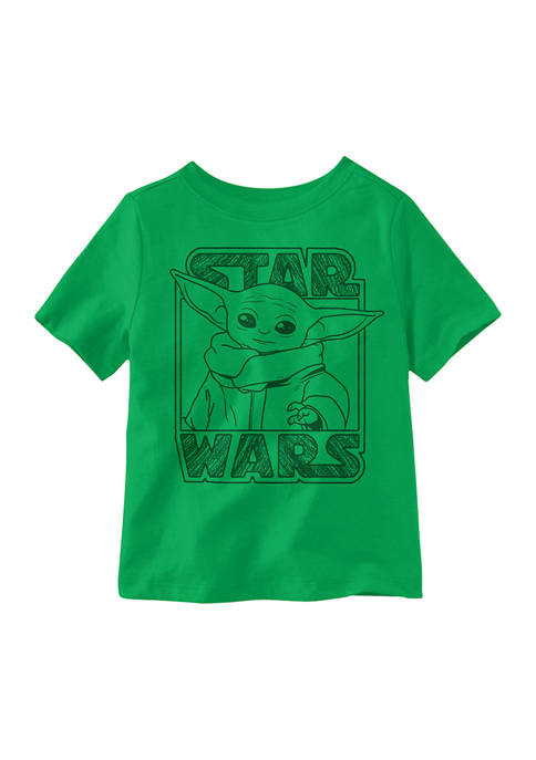 Star Wars® Toddler Boys Baby Yoda Star Wars