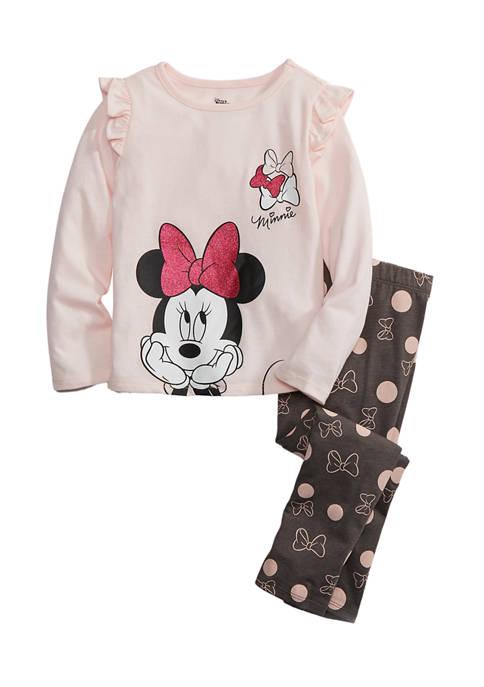 Disney® Minnie Toddler Girls Oh My Bows Set