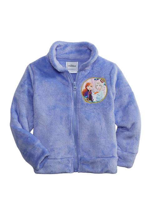 Toddler Girls Frozen Woobie Jacket