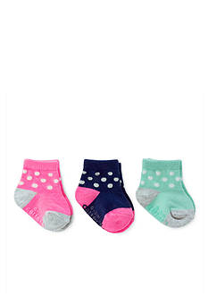 Carter's® 3-Pack Dot Socks
