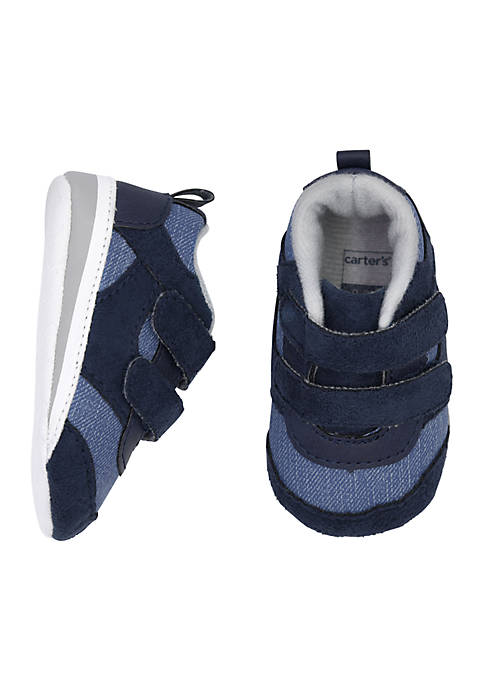 Carter's® Baby Boys Chambray Sneaker Shoes