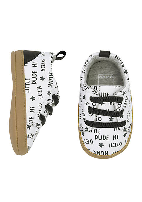 Carter's® Baby Graffiti Low Top Sneaker