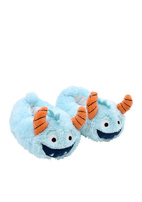 Carter's® Baby Boys Monster Slippers