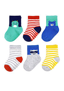 Baby Boys Character Booties