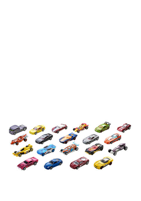 Hot Wheels 20 Piece Gift Pack Car Set