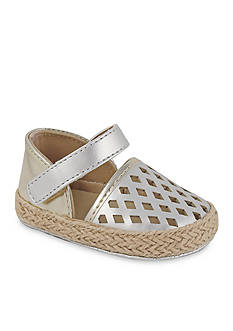 Nursery Rhyme® Metallic Espadrille