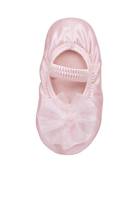 Nursery Rhyme® Pink Ballet Slipper Infants