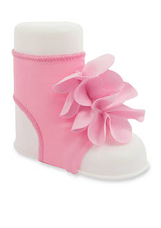 Nursery Rhyme® Petal Peep Toe Booties