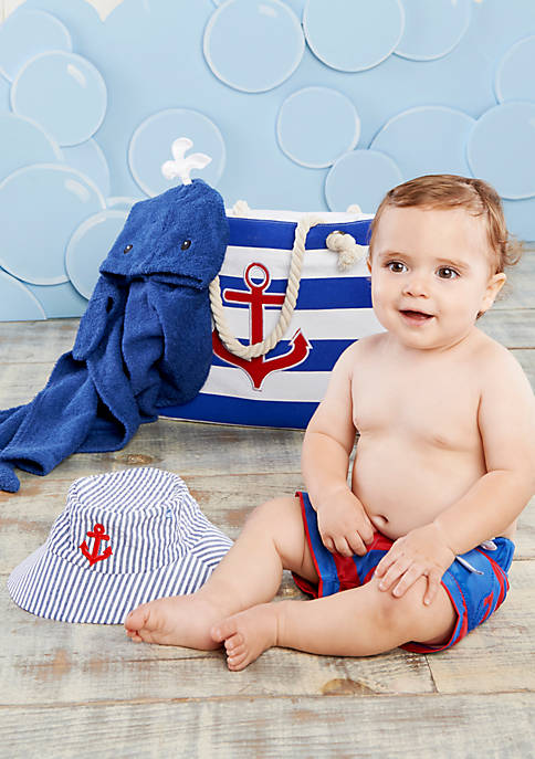 Baby Aspen™ Fun In The Sun Four-Piece Nautical