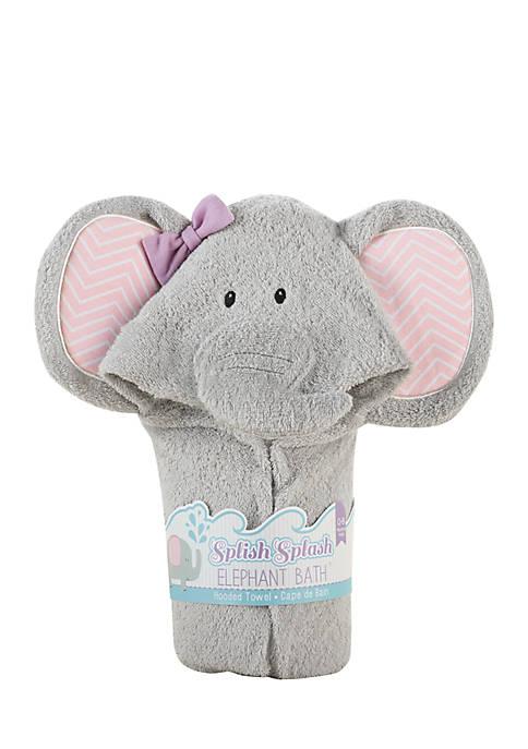 Baby Aspen™ Elephant Towel