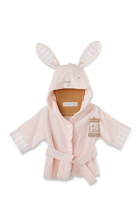 Baby Aspen™ Babys Bath Time Bunny Hooded Spa