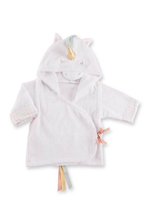 Baby Aspen™ Simply Enchanted Unicorn Hooded Spa Robe