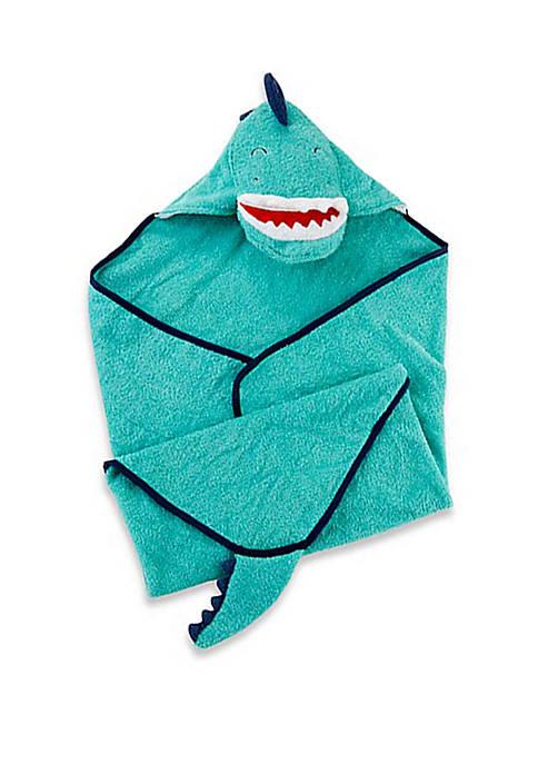 Baby Aspen™ Dino T-Rex Baby Hooded Towel