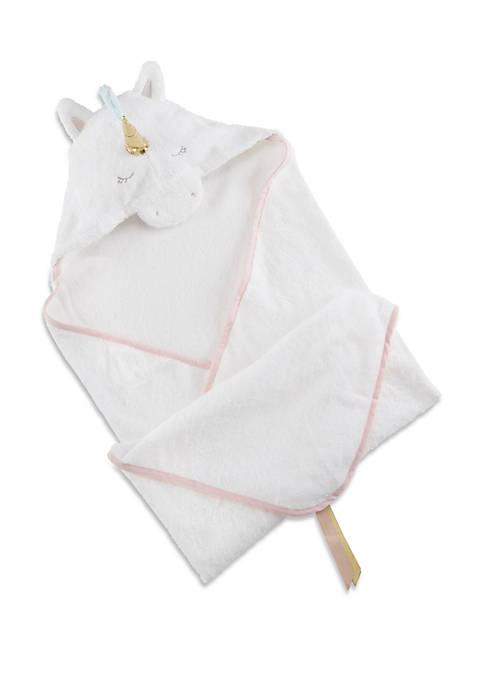 Baby Aspen™ Simply Enchanted Unicorn Hooded Towel