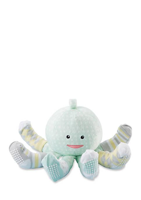 Baby Aspen™ Sock T Pus Plush Plus Socks