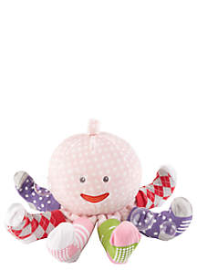 Mrs. Sock T. Pus Plush Octopus & Sock 4-Pack