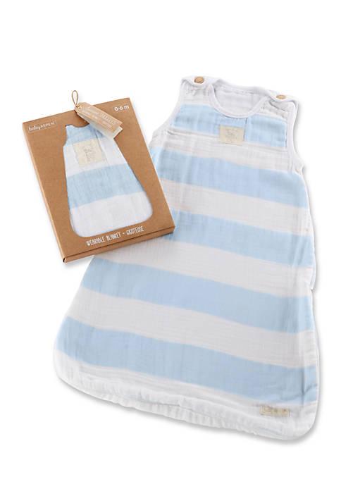 Baby Aspen™ Sweet Snuggles Muslin Wearable Blanket