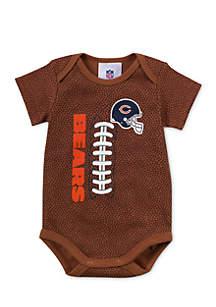 Chicago Bears Football Bodysuit