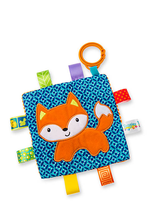 Taggies™ Crinkle Me Fox Toy