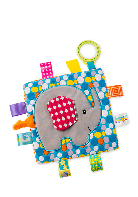 Taggies™ Crinkle Me Elephant Toy
