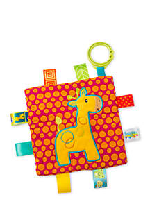 Crinkle Me Giraffe Toy