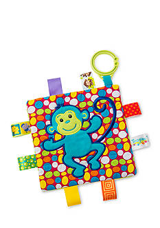 Taggies™ Crinkle Me Monkey Toy