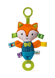 Taggies™ Squeaker Fox Toy
