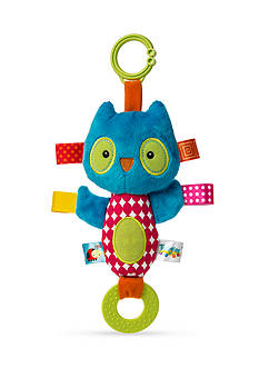 Taggies™ Squeaker Owl Toy