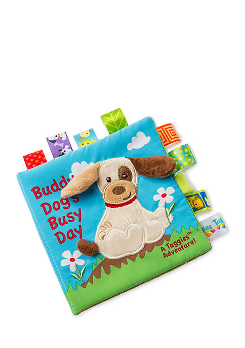 Taggies™ Buddy Dogs Busy Day Soft Book