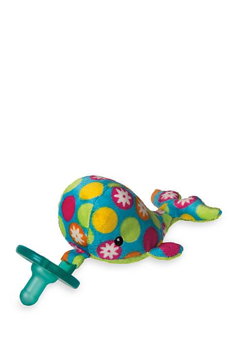 WubbaNub™ Bubbly Whale WubbaNub Pacifier