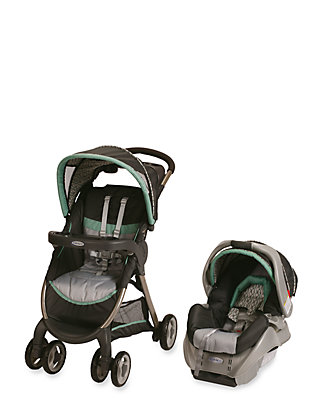 Graco Fastaction Fold Classic Connect Travel System Richmond Belk