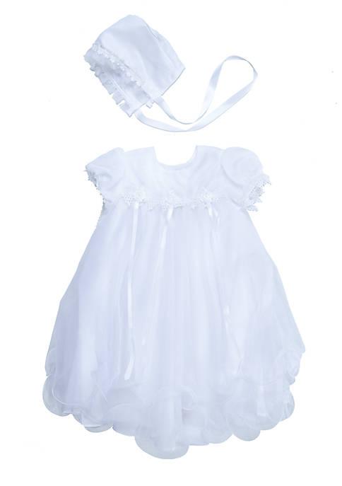 Wire Hem Dress Set