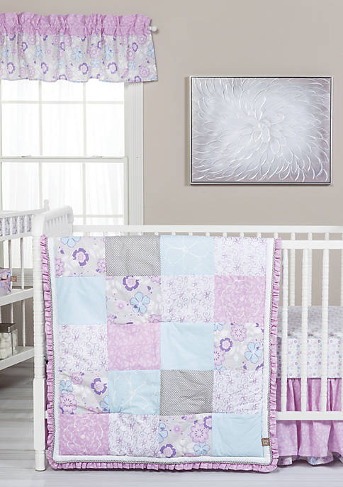 Trend Lab® Grace 5 Piece Crib Bedding Set