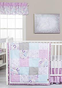 Grace 5 Piece Crib Bedding Set