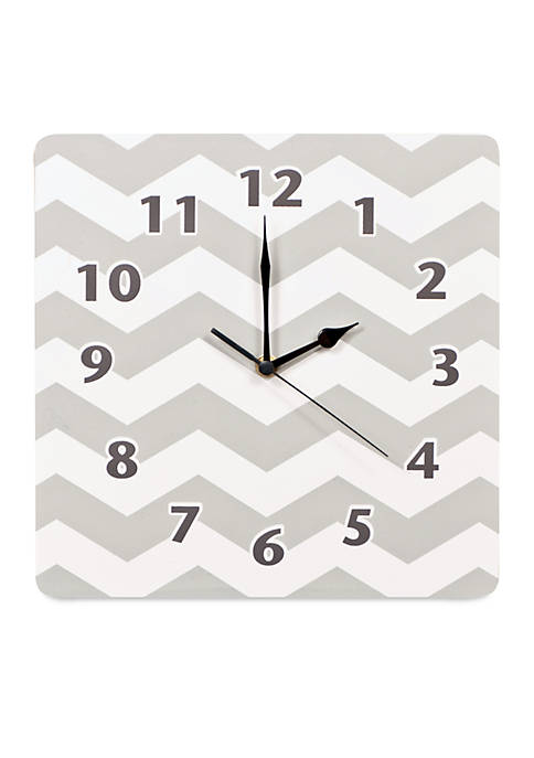 Trend Lab® Chevron Wall Clock