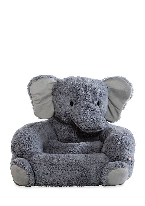 Trend Lab® Elephant Childrens Plush Character Chair