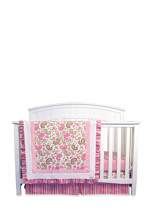 Trend Lab® Paisley Park 3 Piece Crib Bedding