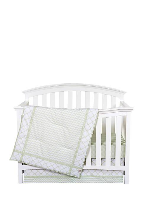 Trend Lab® Playful Pattern 3-Piece Crib Bedding Set