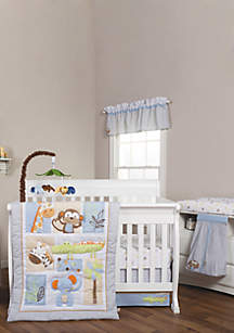 Trend Lab® Jungle Fun 6 Piece Crib Bedding Set