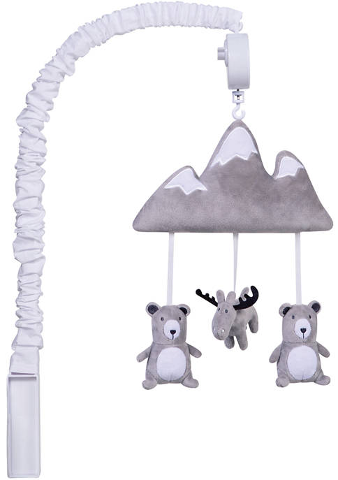 Trend Lab® Baby Forest Mountain Musical Mobile