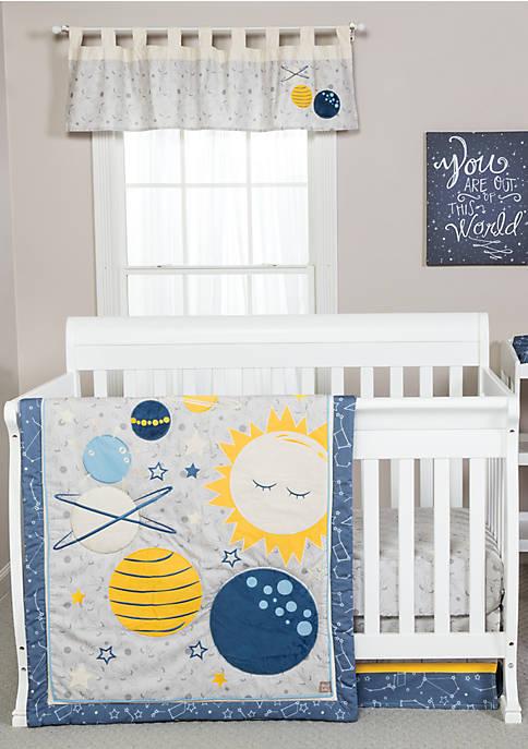 Trend Lab® Galaxy 3 Piece Crib Bedding Set