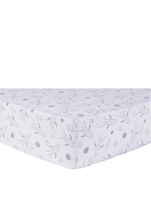 Galaxy Crib Sheet