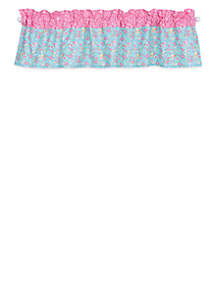 Trend Lab® Tropical Tweets Window Valance