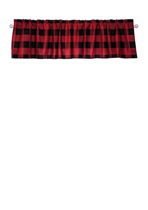 Trend Lab® Baby Red and Black Buffalo Check