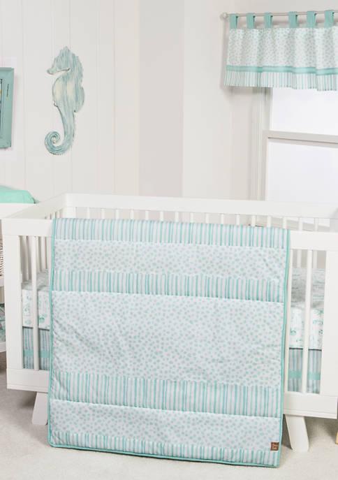 Trend Lab® Baby Taylor 3 Piece Crib Bedding