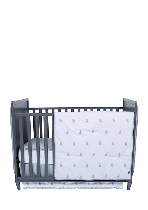 Trend Lab® Bunnies Three- Piece Crib Bedding Set