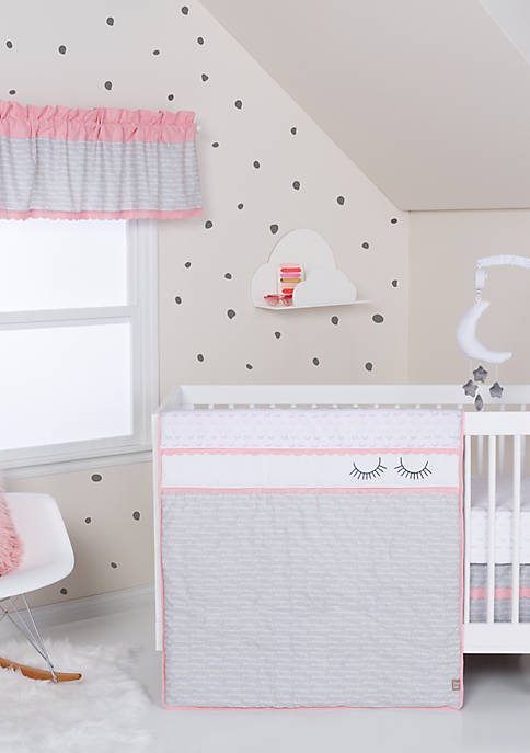 Trend Lab® Be Happy 3 Piece Crib Bedding