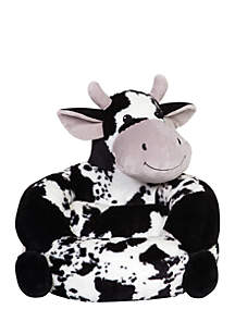 Trend Lab® Children's Plush Cow Character Chair