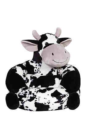 Trend Lab® Children s Plush Cow Character Chair ... 6bbf6de749