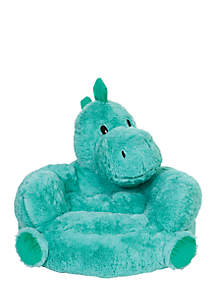 Trend Lab® Children's Plush Dinosaur Character Chair